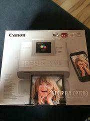 neuer Fotodrucker- Canon