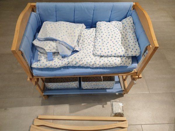 Beistellbett babybett stubenbett babywiege in mannheim