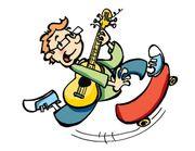 Mobiler Gitarrenunterricht für