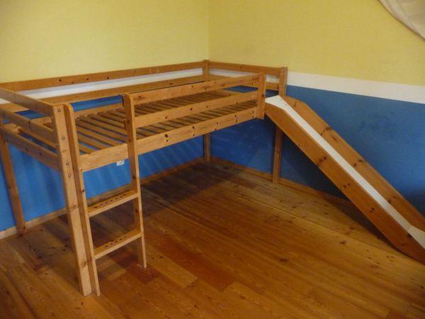 Etagenbett Kiefer Massiv Gebraucht : Kinderbett etagenbett gebraucht ikea felix amusant buche massiv