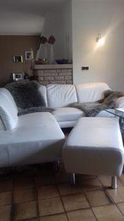 Weisse Ledercouch Haushalt Möbel Gebraucht Und Neu Kaufen