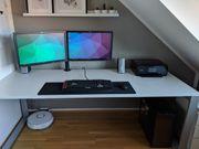 Hochwertigen Schreibtisch Balma Mixt