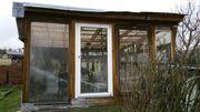 Fenster aus Gewächshaus