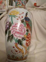 Chinesische Vase Bodenvase