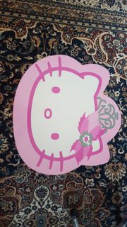 Kleinkindersitzgruppe Hello Kitty 60x60 cm