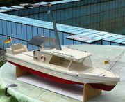 Schiffsmodell
