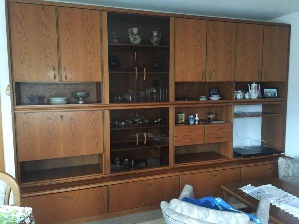 Wohnwand Wohnzimmer Schrank » Wohnzimmerschränke, Anbauwände