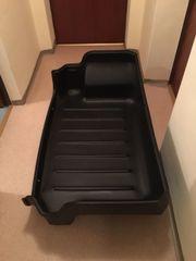 Kofferraumwanne mit Stoßfängerschutzmatte