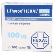 L-Thyrox 100