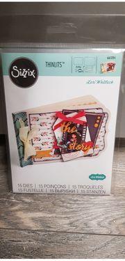 Sizzix Ellison Essential Mini- Album