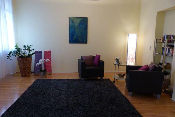 Therapieraum in Gemeinschaftspraxis » Vermietung Büros, Gewerbeflächen