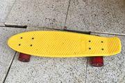 Penny Board, gelb