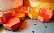schicke Lounge-Sessel Sitzgarnitur zu verkaufen