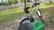 Gestohlen Fahrrad und