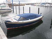 Tuckerboot Sloep Motorboot