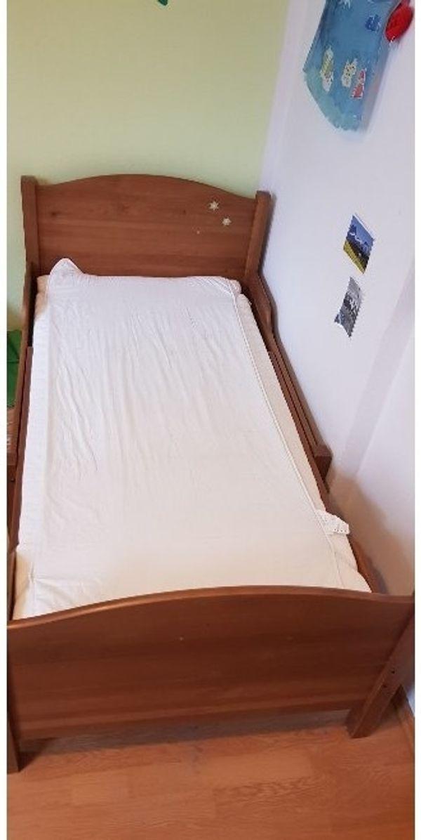 kinderbett ausziehbar gebraucht kaufen nur 4 st bis 65 g nstiger. Black Bedroom Furniture Sets. Home Design Ideas