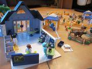 Playmobil Tierklinik Tierpflegestation Tierarztpraxis uvm