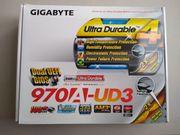Mainboard Gigabyte 970A-UD3 AMD FX4350