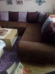 Verkaufe ein Eck Couch leichte
