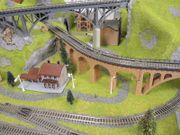 Modelleisenbahnanlage Spur N