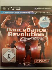 Dance Dance Revolution New Moves