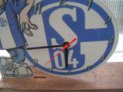 Schalke Standuhr