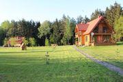 Litauen, Gehöft, Landhaus,