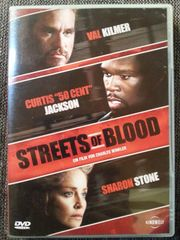 Streets of Blood DVD Film