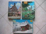 7 nostalgische Puzzles