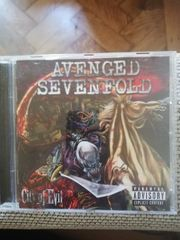 Avenged Sevenfold City of evil