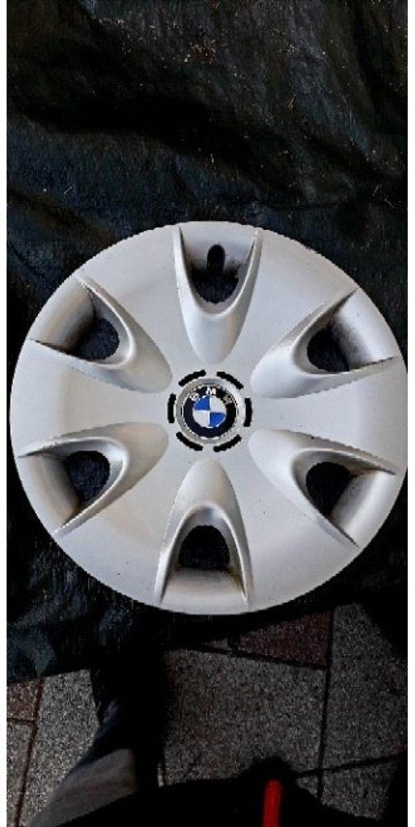 4 x BMW Radkappen 16Zoll - Nandlstadt - 4 x Original-BMW-Radkappen 16 Zoll.Preis.ist VB.Versand ist möglich. Zum verhandelten Preis kommen noch 5.99 DHL dazu.Freu mich auf eure Angebote. - Nandlstadt