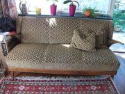 antikes Chippendale Sofa massiv 1