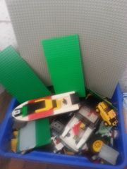 Gr.Kiste Legosteine