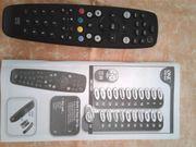 Universal-Fernbedienung für TV-Geräte Neuwertig