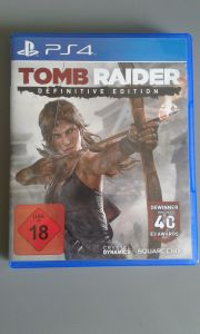 TOMB RAIDER Defenitiv