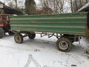 Traktoranhänger Zweiseitenkipper