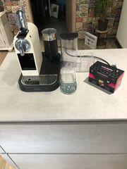 Nespresso Citiz Milchaufschäumer für Bastler