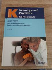 Neurologie Psychiatrie Buch günstig abzugeben