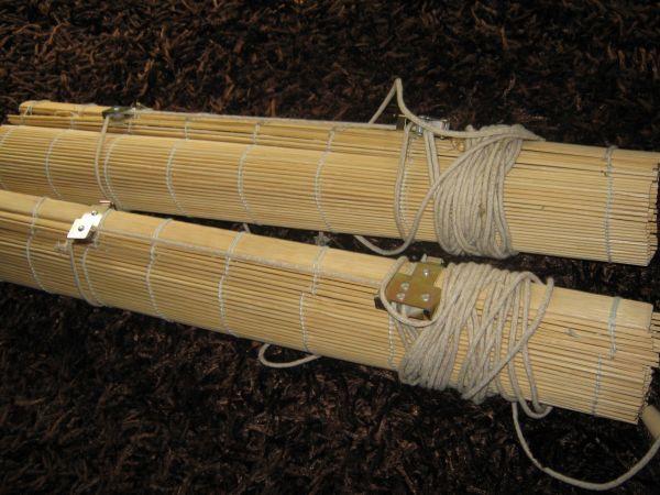 Bambusrollo 60x ca. » Gardinen, Jalousien