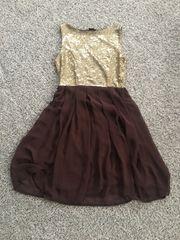 Kurzes Abendkleid Größe 36