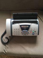 Neues Faxgerät zu