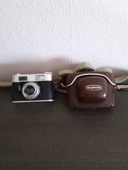 Kamera und Projektor