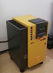 Kompressor Kaeser SX8 mit Trockner