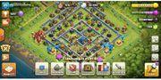 Clash of clans 214 level