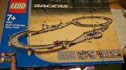 Lego Racers Autorennbahn