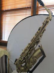 Altsaxophon Selmer, model