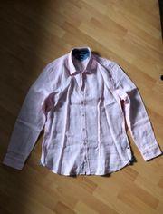 Marc O Polo Leinenhemd - Pink -