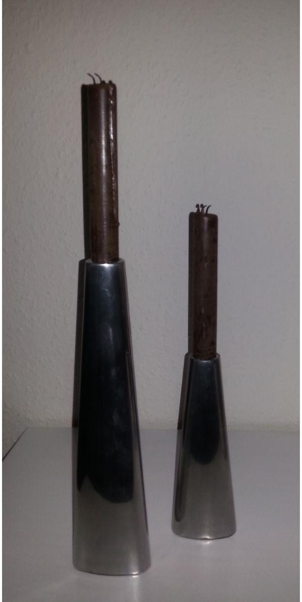 Kerzenständer Silber Ikea ikea kerzenständer 2 stück in karlsruhe dekoartikel kaufen und