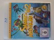 DVD Bluray 3D - Sammys Abenteuer