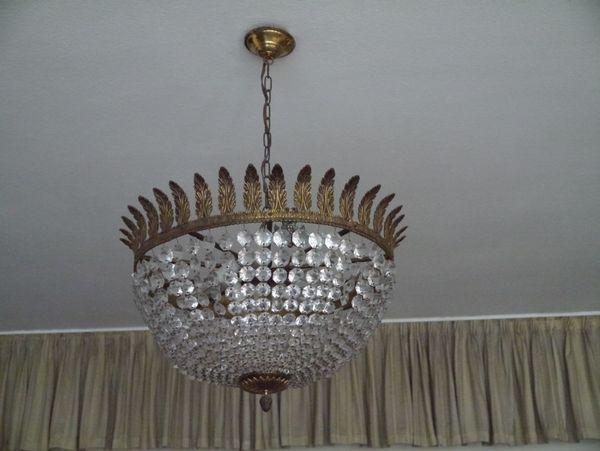 Ikea Kronleuchter Lüster ~ Kristall luster günstig gebraucht kaufen kristall luster verkaufen